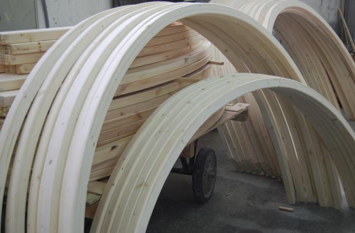 łuki konstrukcyjne
