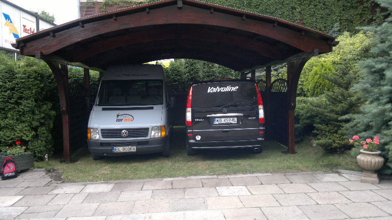 Carport deux stations 2