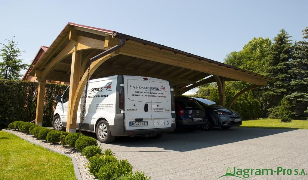 Revelatio carport